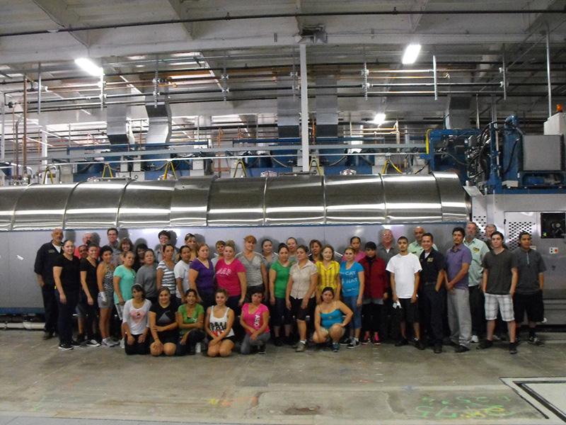 Water Conservation: Sacramento Laundry Company