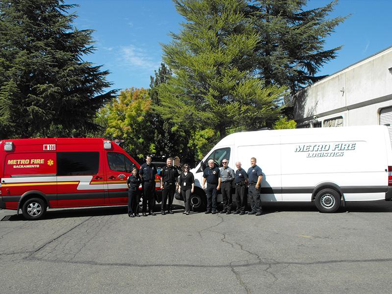 Transportation and Air Quality: Sacramento Metropolitan Fire District